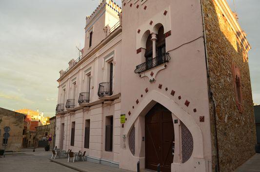 Casa Rosa in Caldes de Malavella