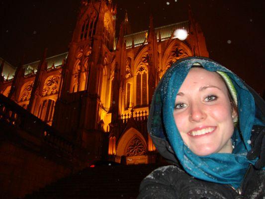 Savannah in Metz, France