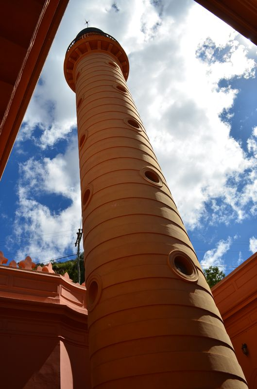 Prince Tower of Castillo de la Glorieta