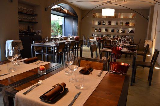 Olio Colto restaurant in Taggia