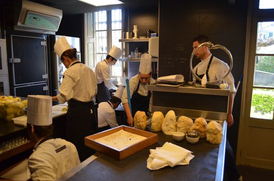 in El Celler de Can Roca