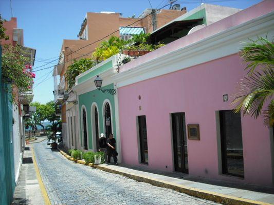 Touring Old San Juan
