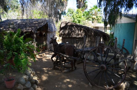 Jesuit houses in Baja California