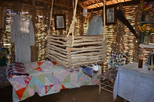 a Jesuit bedroom