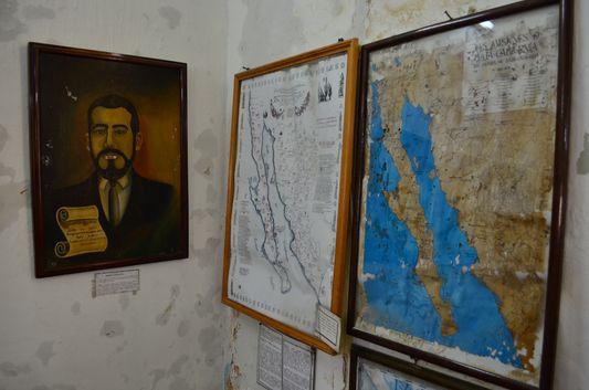 historic maps of Baja California