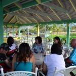 interview with Reginald Douglas at Nisbet Plantation