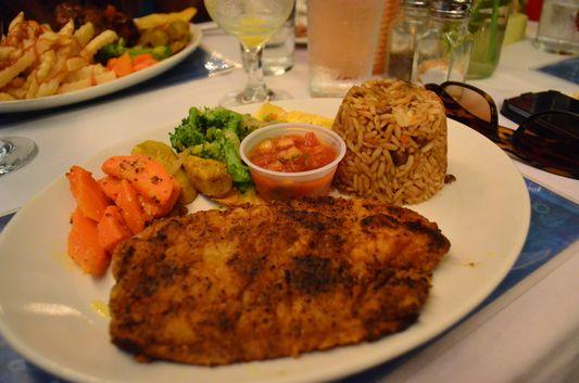 Ballahoo restaurant Basseterre St. Kitts (3)