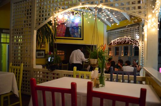 Ballahoo restaurant Basseterre St. Kitts (4)
