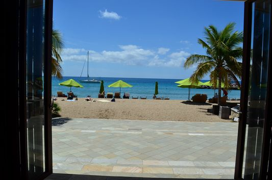 Carambola Beach Club restaurant St. Kitts (1)