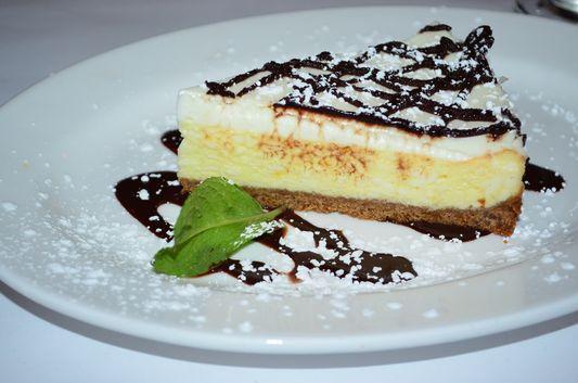 dessert in Plouf SF