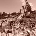 Klastorisko ruins in Slovak Paradise in Slovakia